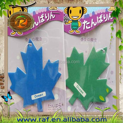 novelty auto accessories paper air fresheners hanging