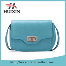 Soft leather cross body small bags leather shoulder bags cute women bags