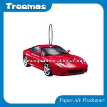 hanging car shaped air freshener/ novelty air fresheners