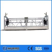 Low Cost zlp sky climber cleaning lift suspended platform