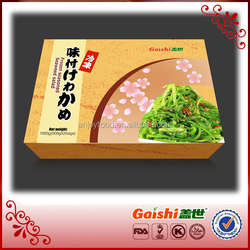 2015 BEST FLAVOR SUSHI FOOD JAPANESE CHINA SEAWEED FOOD SUPPLIER