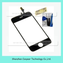 For Apple Iphone 3GS Digitizer Touch Screen Replacement + Adhesive