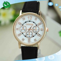 Geneva Branded Watch The Most New Model Unisex Student Watch