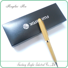 2015 high quanlity new white color fashion design wooden pen