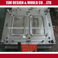OEM custom injection retain freshness box mould manufacturer