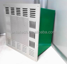 Clean Room air ducted hepa filter box units for air ventilation system
