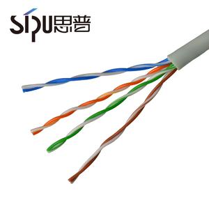 SIPU стоимость Спецификация тянуть коробка 305 м cat5e utp кабель