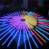 Stage Top Decoration Light Led meteor tube disco club color lift ball