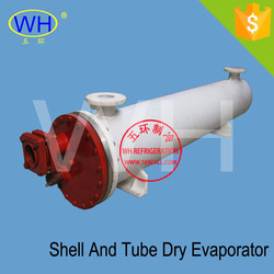 Best selling products 28kw titanium marine heat exchanger, evaporator titanium