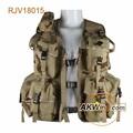 Camuflagem do deserto PLCE combate militar colete tático militar produtos