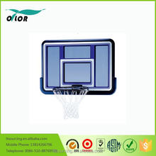 Deluxe blue wall mounting glass backboard