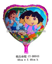 new design inflate foil balloons for sale