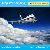 International Courier Air Shipping from China to LINZ