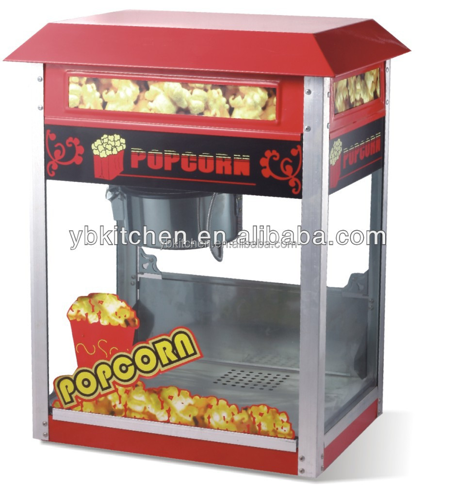 popcorn commercial machine