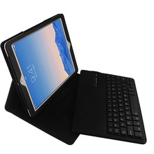 china factory newest black cover case For ipad air Leather Tablet Holster Cases