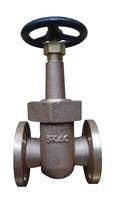 JIS F7367 5K marine bronze rising stem type gate valve
