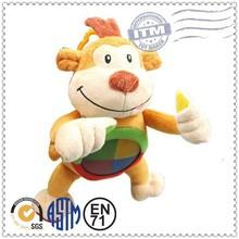 2015 new item soft plush toy stuffed animal photo frame