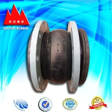 Flange type flexible Reducing Rubber Joint/rubber connector coupling