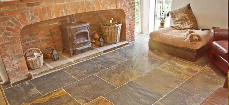 2015 Hot Sale Natural Slate Stone Eco friendly Slate Floor