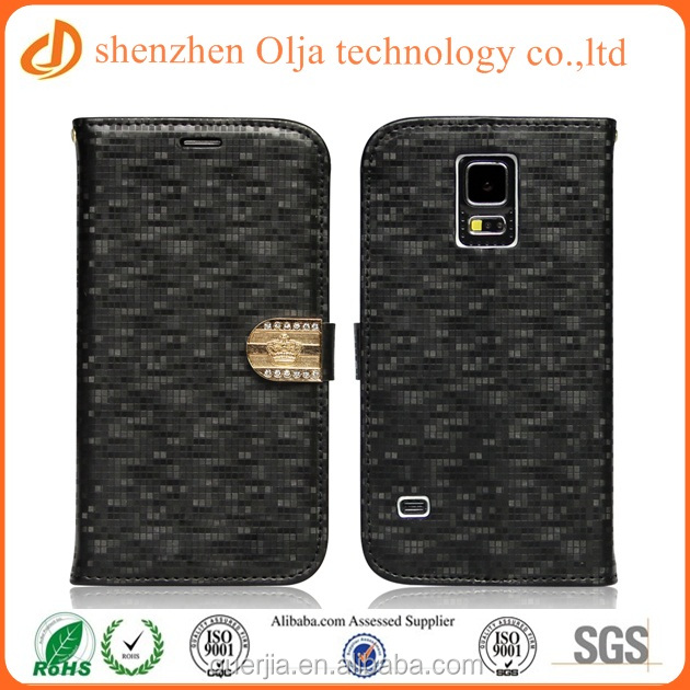 Olja Technology Leather Flip Case for Samsung Galaxy Fame