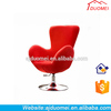 Modern Fabric Swivel Living Room Chairs Comfortable,Leisure Way Ourdoor Furniture