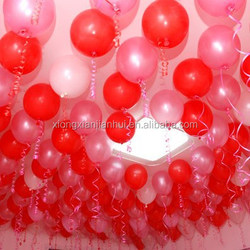 hot sale round ball shaped standard latex balloon,Assorted transparent,for balloon arch,Party, decoration