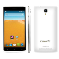 OEM Newest Model vkworld vk560 Android 5.1 double 4G MTK6735 RAM 1GB +ROM8GB 13.0MP Camera 5.5 '' QHD FDD 4G smart mobile phone