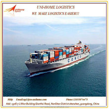 sea freight shipping cost from guangzhou china to