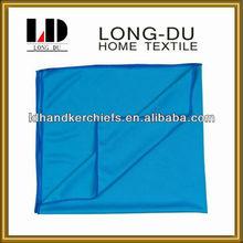 plain color all cotton multifunctional square bandana