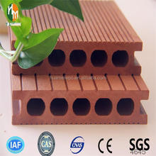 easy installation outside wood plastic composite