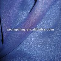 100% polyester diamond chiffon for dress,skirt and curtain