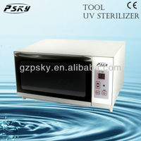 Digital tool sterilize beauty equipment with UV