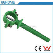 DIN8077 expansion PPR pipe clamp fitting