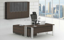 wholesale high quality wooden modern executive office desk