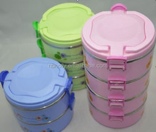 TV111-007 3 layers high quality wholesale food carrier