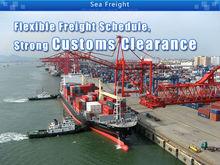 ocean freight forwarder from yiwu hangzhou zhejiang departure: Shenzhen,china to worldwide safty A+ fast