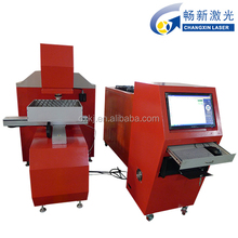 high quality 650w Stainless/Carbon/Ally Steel metal laser cutting machine