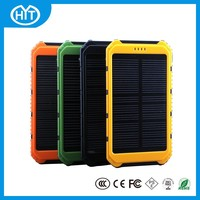 20000mAh Power Supply waterproof Solar Charger Power Bank External Portable Solar Battery for iPhone Samsung huawei Universal