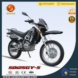 South America Popular Motorcycle High Quality Chongqing 150CC Dirt Bike SD125GY-5