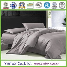 100% pure bamboo bed sheets/bamboo fiber fabric