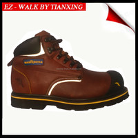 Good year welt safety shoes