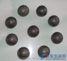 Hote sale High chrome alloy cast balls for mining and metallurgy