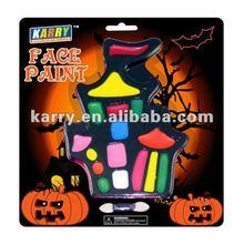 Face &Body Paint Halloween Party Makeup Kit Non-toxic
