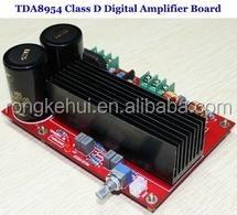 Wholesales AC 2*210W TDA8954 High-power Class D Digital Amplifier