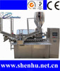 Shanghai supplier full automatic (Food ,medichine)plastic tube filling and sealing machine