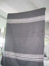 Recycled Disaster Relief Blanket, Prison wool refugee blanket