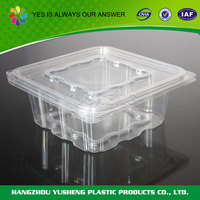 Plastic material food use packaging for fruit and vegetables