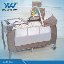 new products Folded baby kids playpen safety yard pen