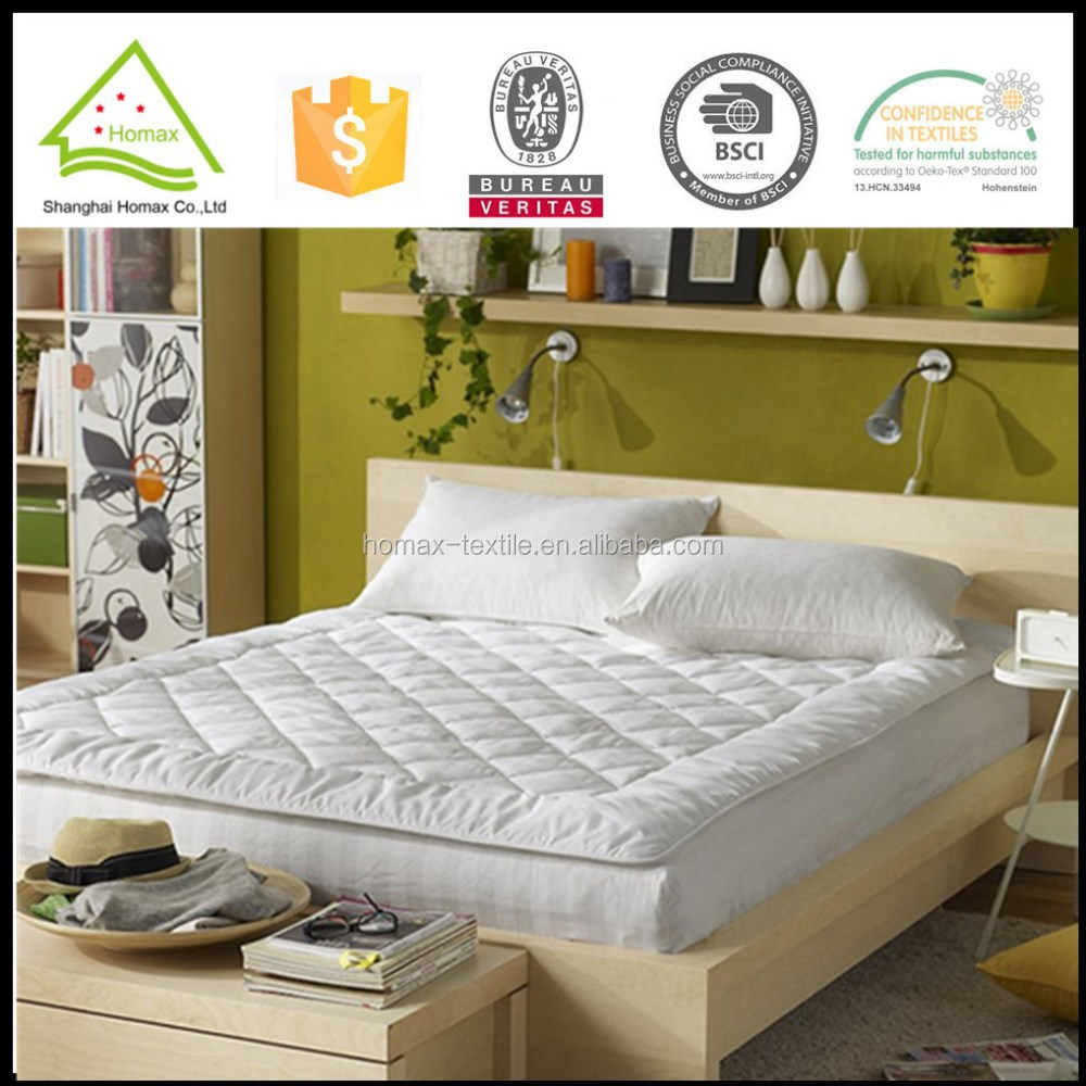 Home Decorative White Feather Down Comfort Mattress Topper Buy Mattress Topper Down Mattress