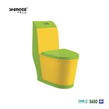 Made in China Chaozhou water saving ceramic toilet seat water jet